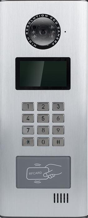 GSM无线智能门禁系统 电话楼宇对讲机 无线GSM智能门禁系统 (图1)